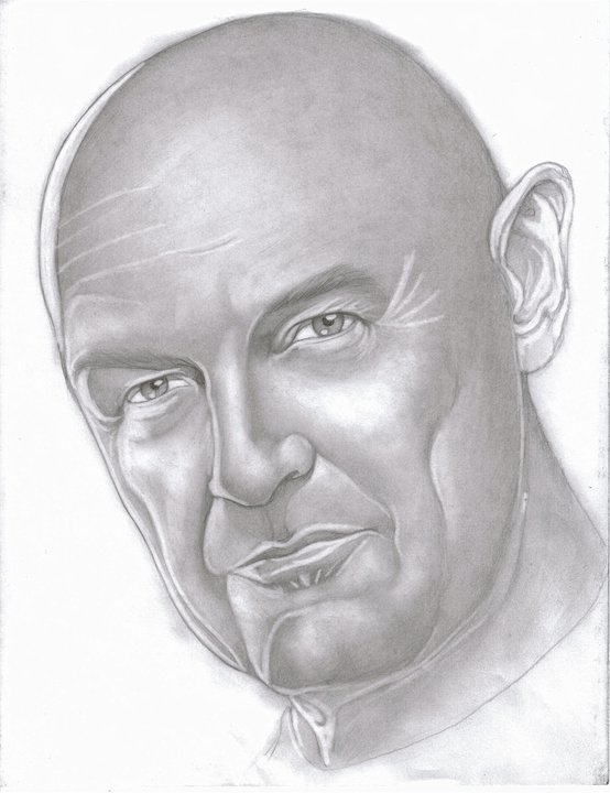 Terry O'Quinn by Bannercourt